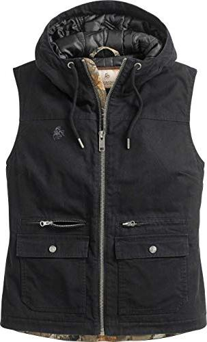 Legendary Whitetails Women's Gravel Road Vest Large