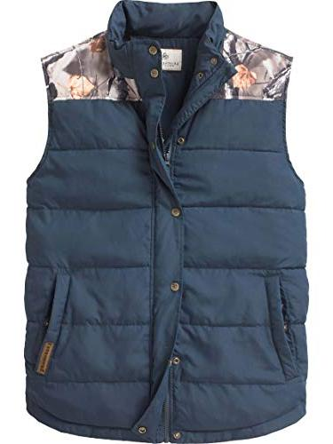 Legendary Whitetails Men's Hinterland Quilted