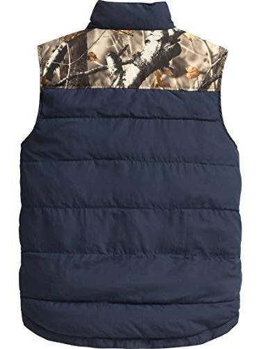 Legendary Whitetails Quilted Vest X-Large