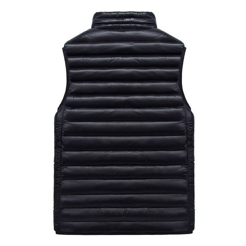 Hot <font><b>vest</b></font> men Ultra high quality <font><b>Vest</b></font> waistcoat Sleeveless New Winter