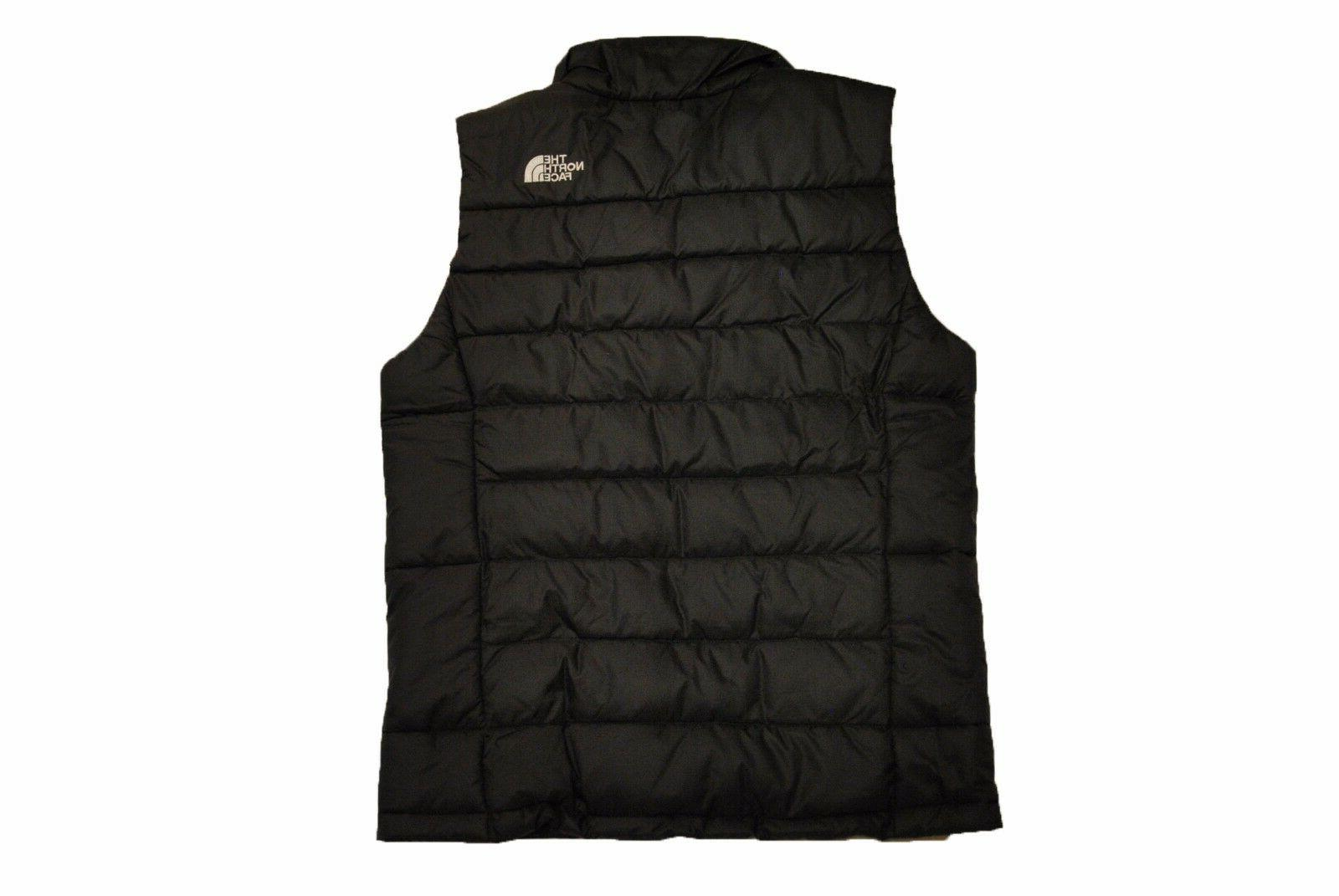 The North Face Aconcagua Vest in TNF Black Sz S-2XL NEW