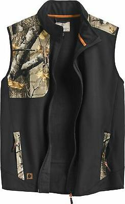 Legendary Whitetails Men's Brush Buster Softshell Vest