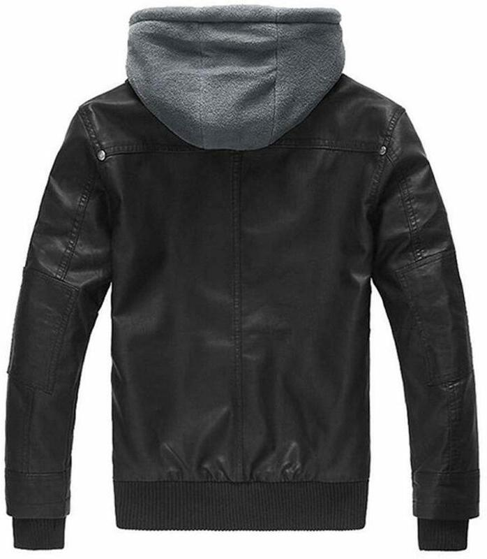 Jacket with Removable