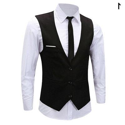 Men's Formal Business Slim Fit Suit Stock