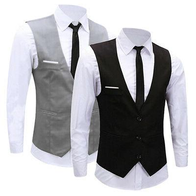 Men's Formal Business Fit Suit Stock