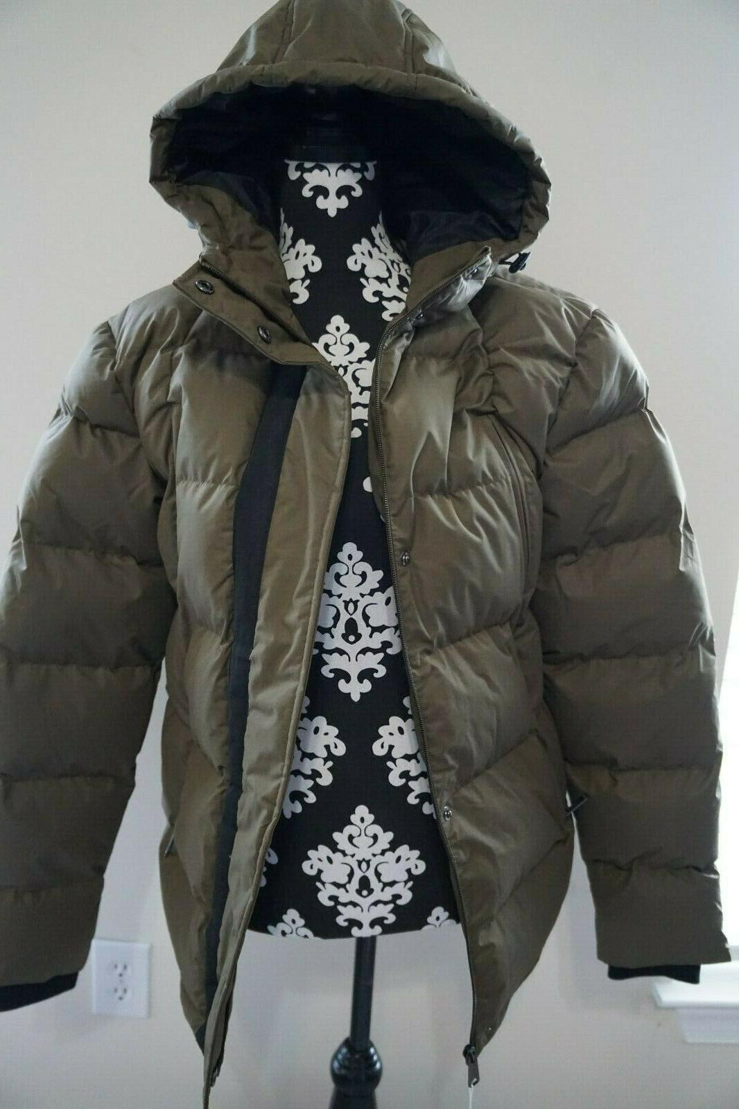 Wantdo Men's Puffer Warm Quilted with Removable Hood