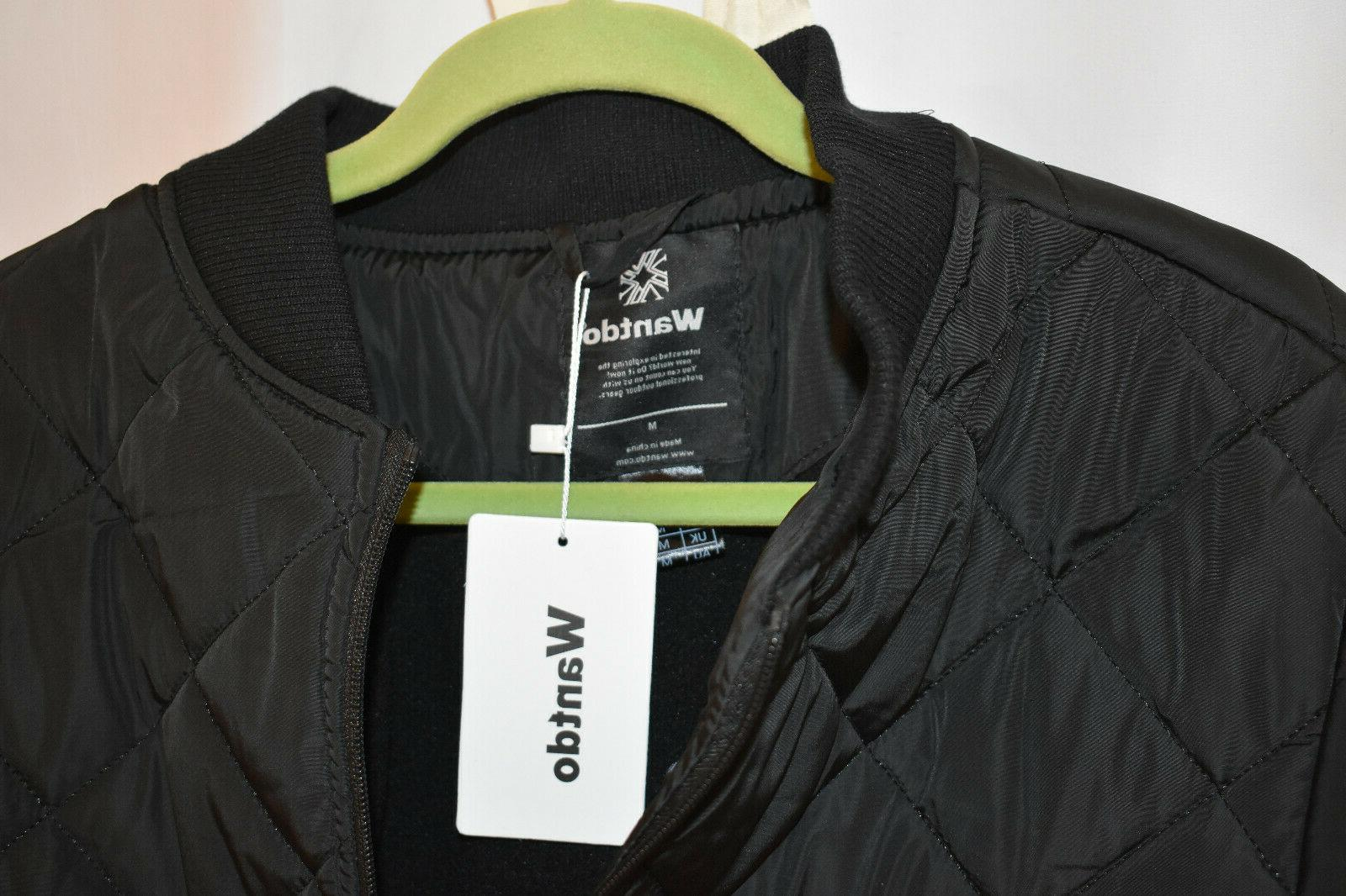 Wantdo Men's Quilted Jacket,