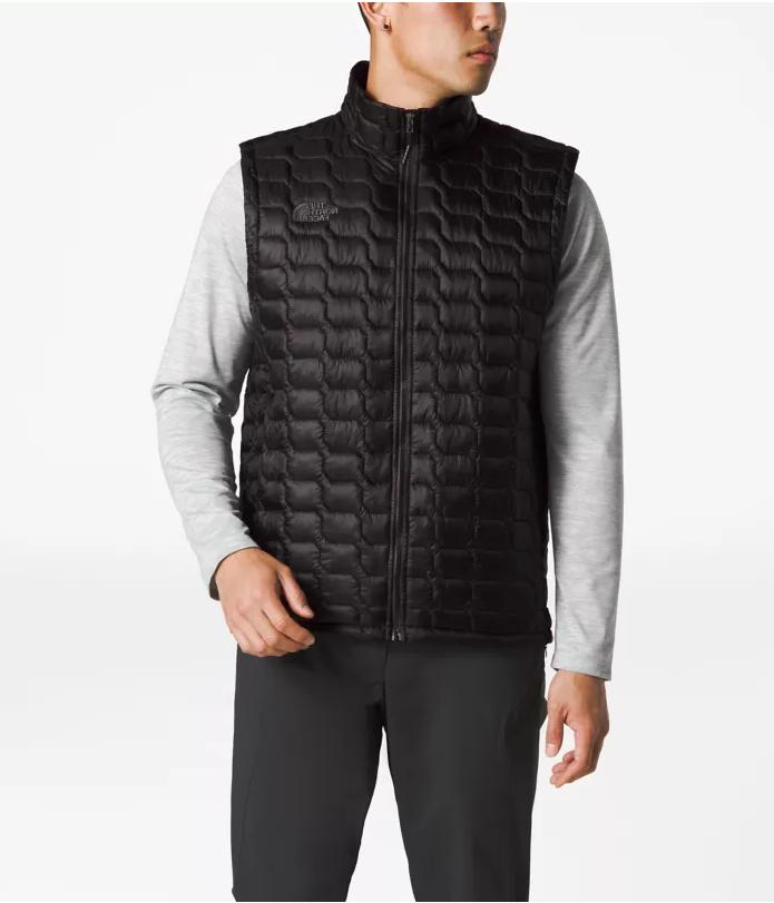 The North Face ThermoBall Vest - TNF Black