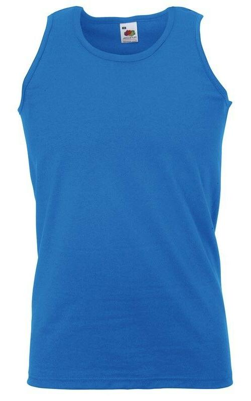 Fruit Mens Vest Gym Sports Tank