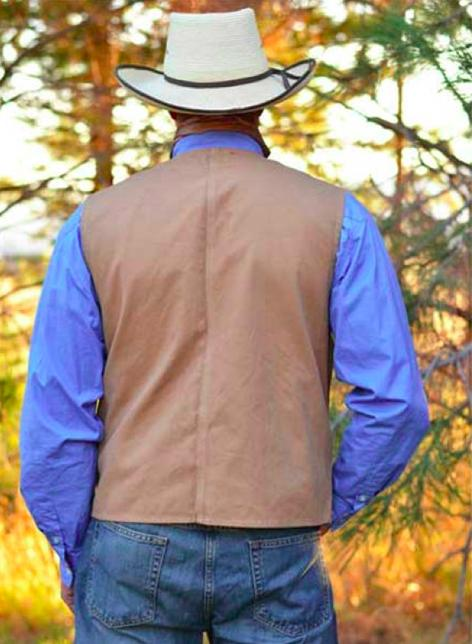 Wyoming Mens Concealed Carry Canvas