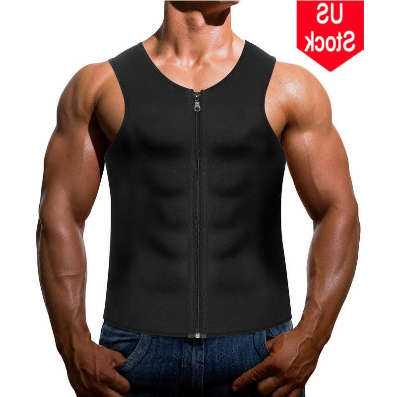 Mens Trainer Sweat Body Trimmer