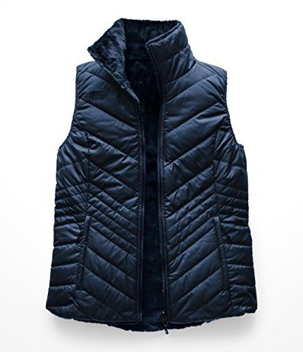 mossbud insulated revesible vest