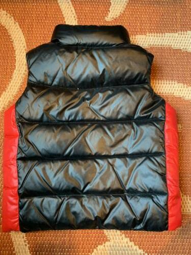 polo Down Big Puffer Vest Size 6T $115