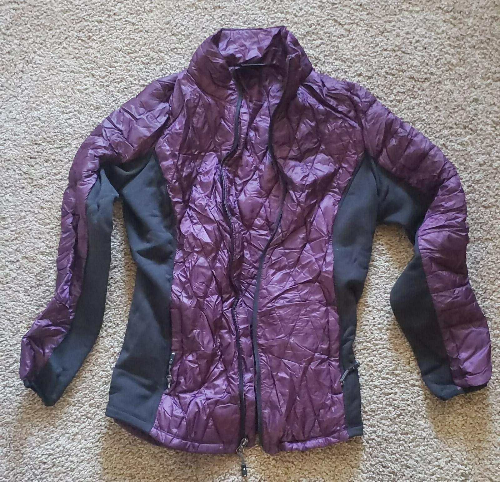 New Degrees Quilted Down Jacket