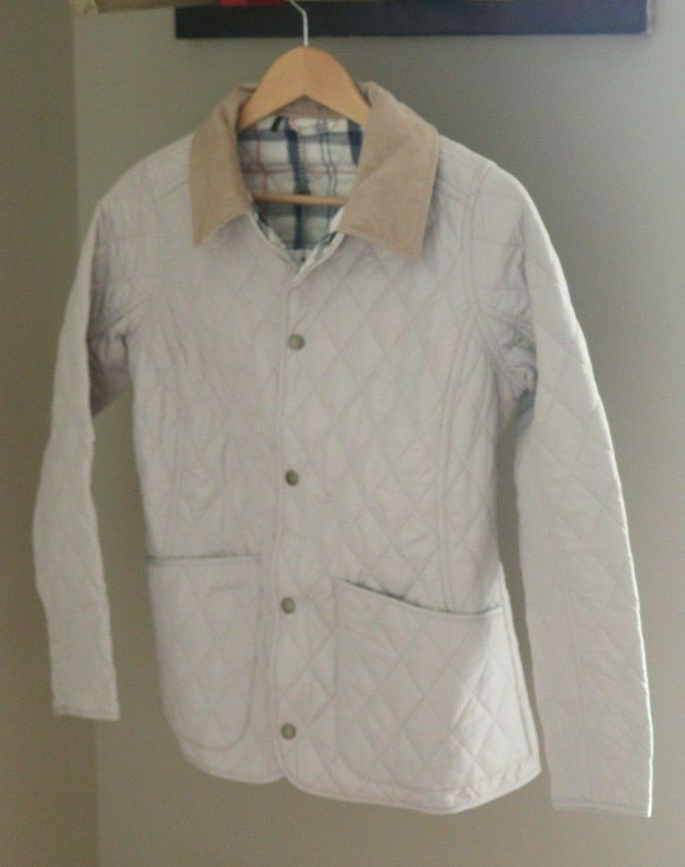 new spring annandale quilted jacket size us