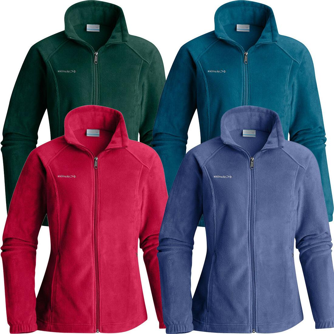 new womens benton springs full zip fleece