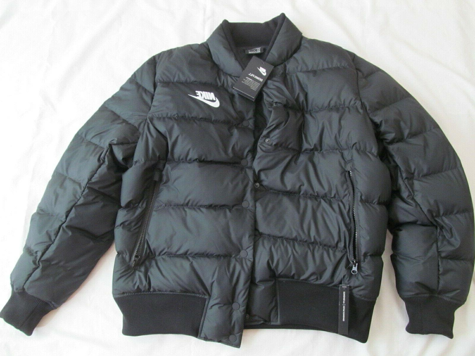 nsw down fill bomber puffer 928819 010