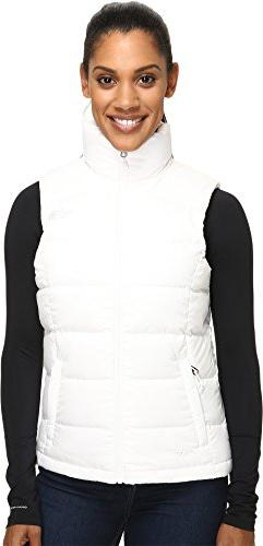 The North Face Women's Nuptse 2 Vest, TNF White, XL