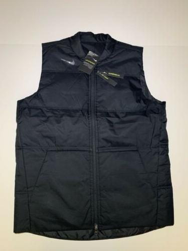 nwt golf reversible synthetic fill vest sz