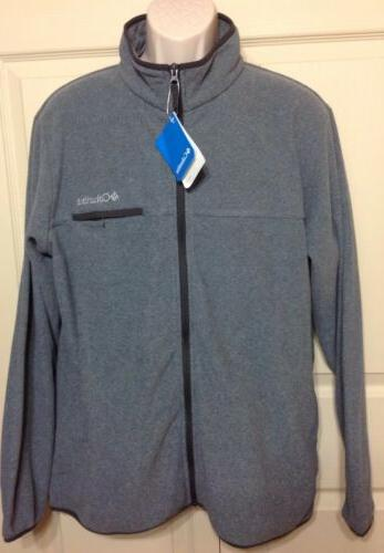 nwt men s mountain crest full zip