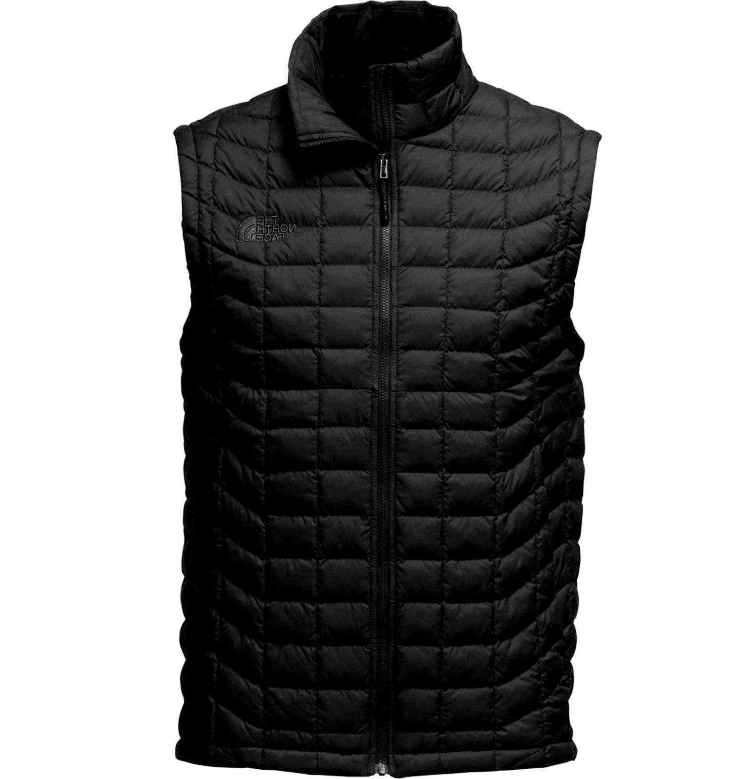 nwt men s thermoball vest black