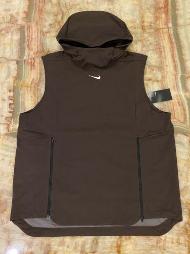 nwt mens football alpha fly vest training