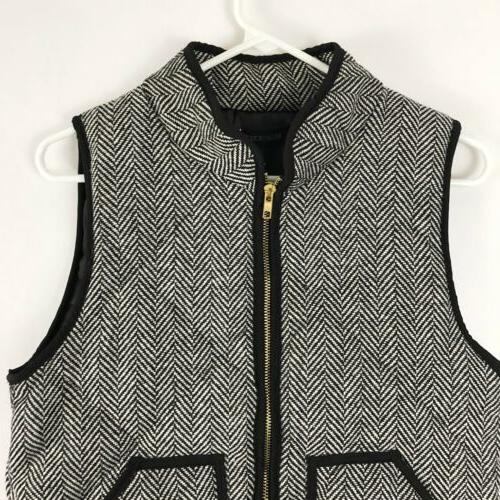 Nwt Women's Puffer Vest Size Small Color Quilted
