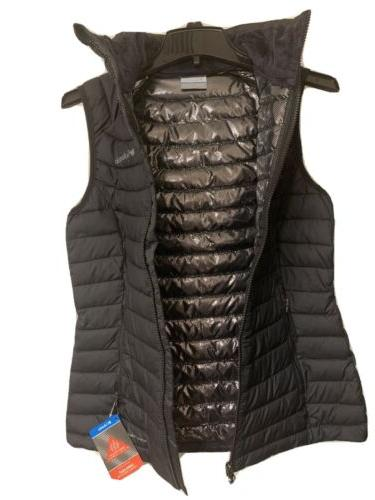 Columbia Vest Woman And Available