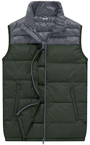 packable lightweight feather down vest