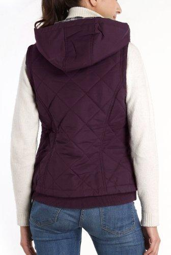 BGSD Women's Quilted Vest S