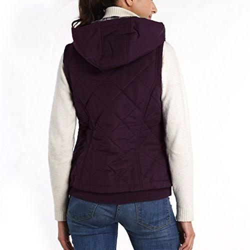 BGSD Quilted Vest