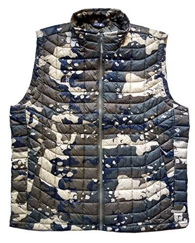 thermoball insulated vest