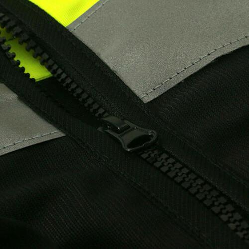 US Safety Vest Reflective Security With