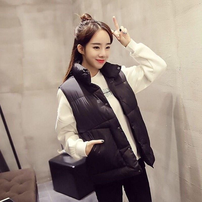 Winter Women Newest Female Short Wild Casual Jacket Down Parkas Outerwear Clothes