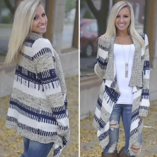 Women Sweater Shawl Jacket
