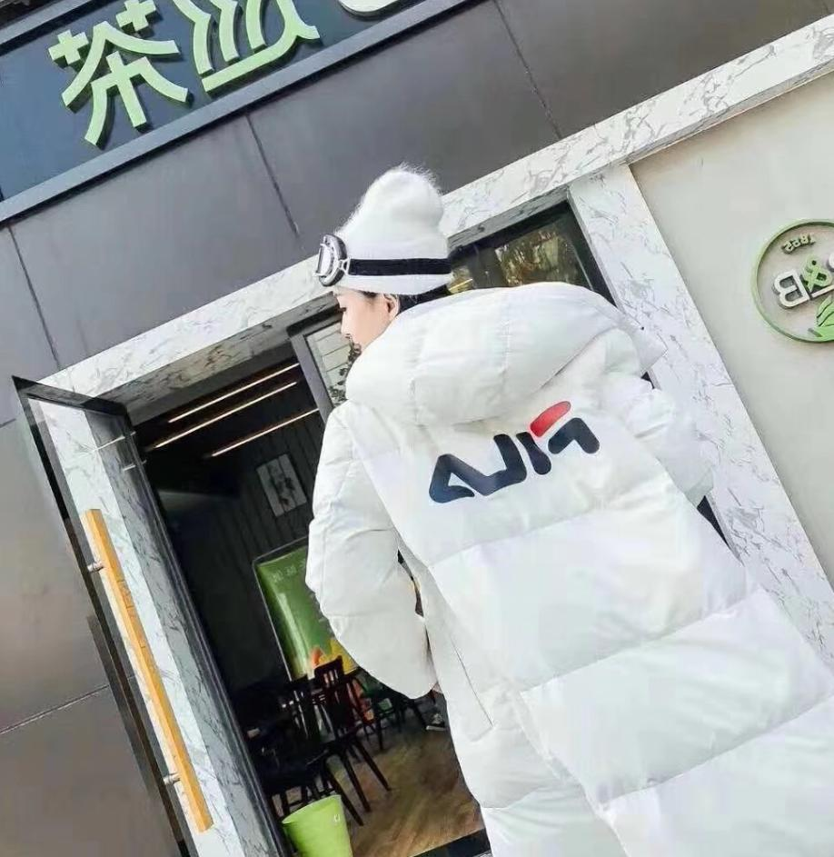 Women's Winter Down Hooded Coat High Quality