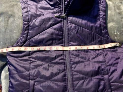 Columbia Women's Vest Insulated Packable M