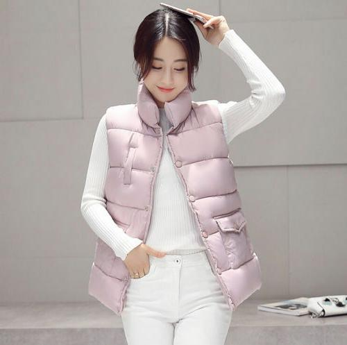 Women's Stand Casual Cotton Coat