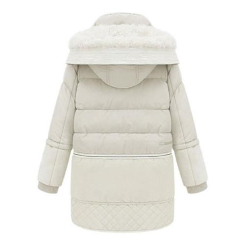 Women's Warm Thick Jacket Fleece Coat