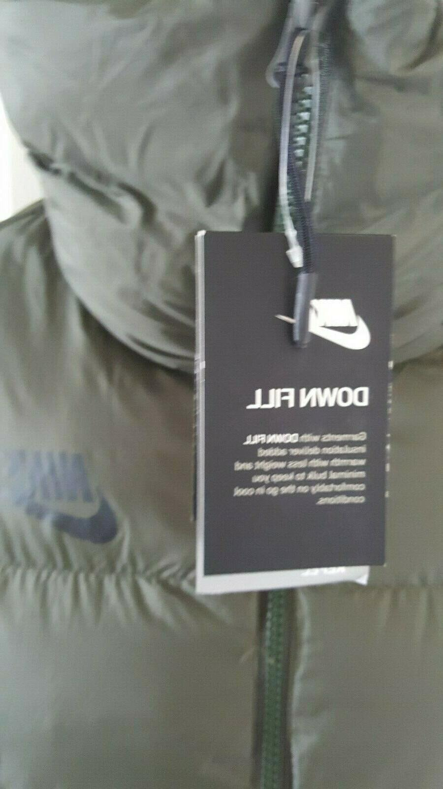 Nike Women Fill Down Parka