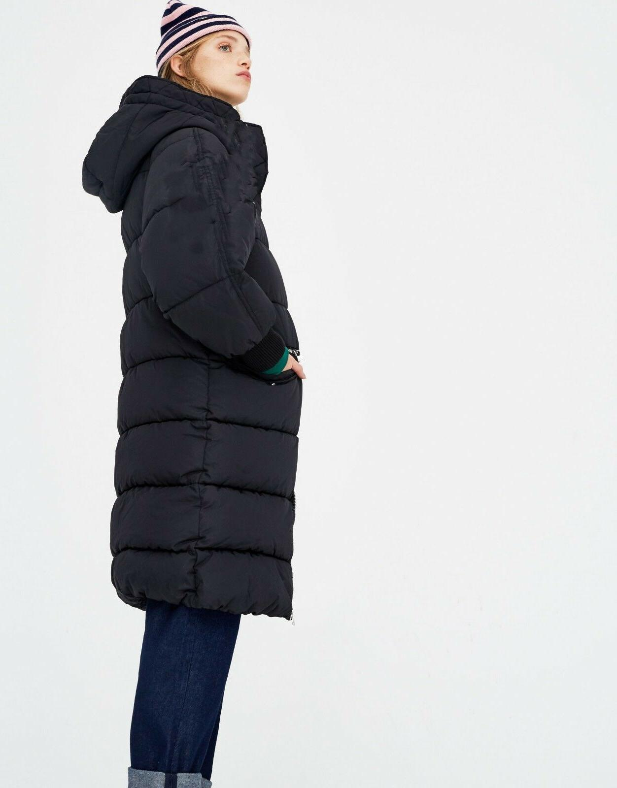 Roiii Winter Hood Plus Long Parka US Size