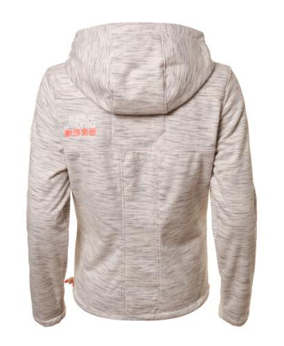 Womens Superdry SD-Windtrekker Heather Grey