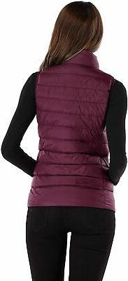 Sarin Mathews Womens Burgundy Large L $35