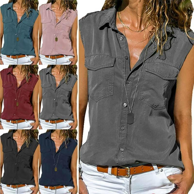 Women's Tops Loose Blouse