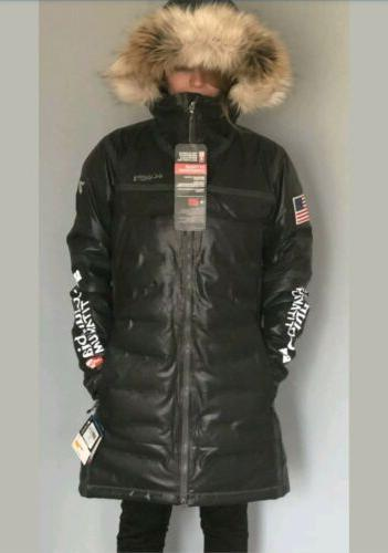 Columbia OutDry Ex Diamond Long in Black M, Nwt