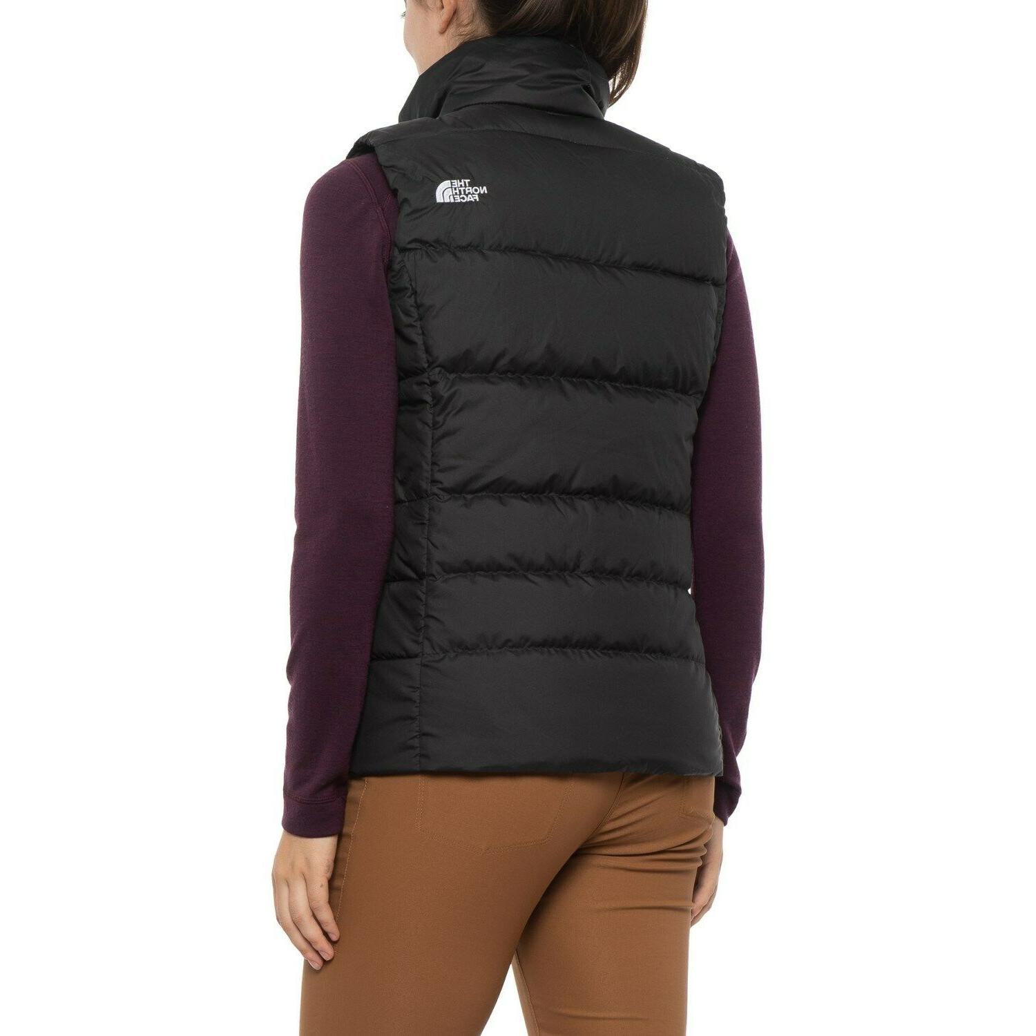 Womens THE FACE TNF HEATSEEKER ALPZ DOWN INSULATED VEST