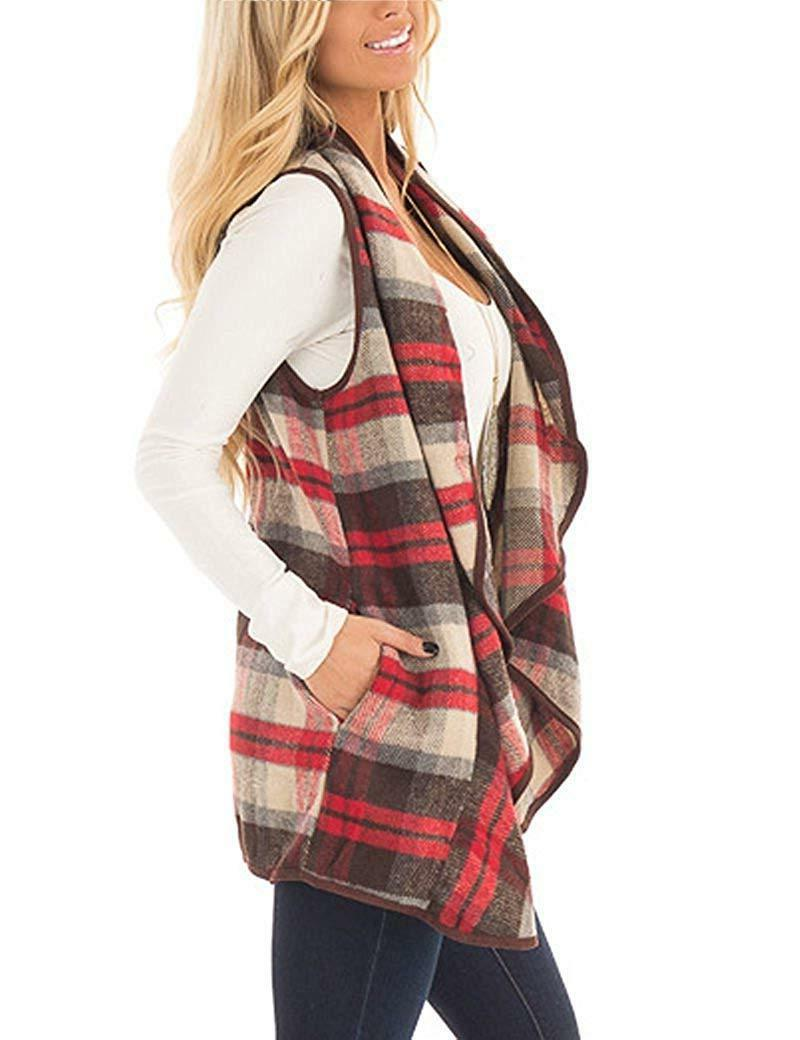 Yanekop Front Cardigan Jacket with
