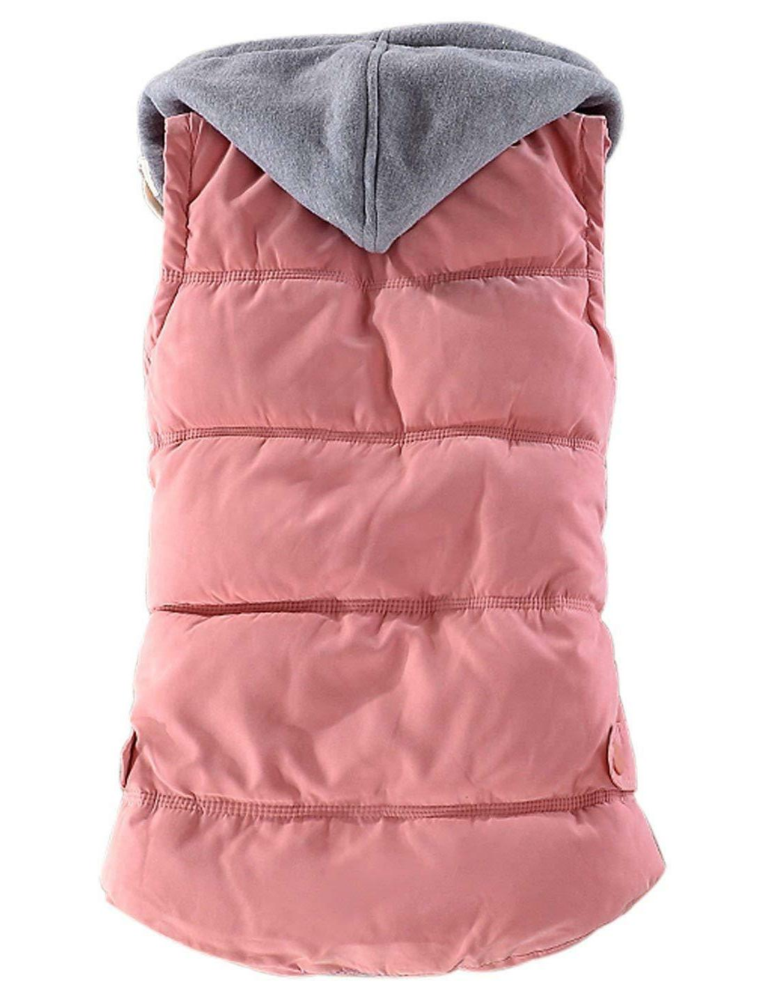 Yeokou Women's Sleeveless Quilted Puffer Vest Coat