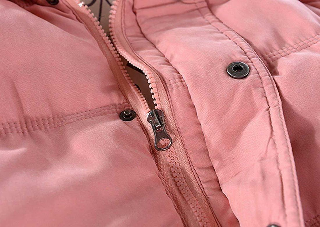 Yeokou Women's Quilted Puffer
