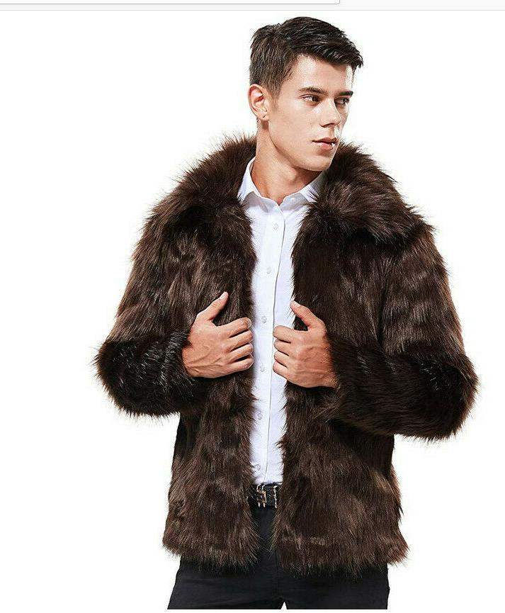 Zicac Faux Fur Winter Luxury Parka